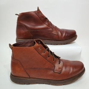 LL Bean Mill Creek Leather Chukka Boots